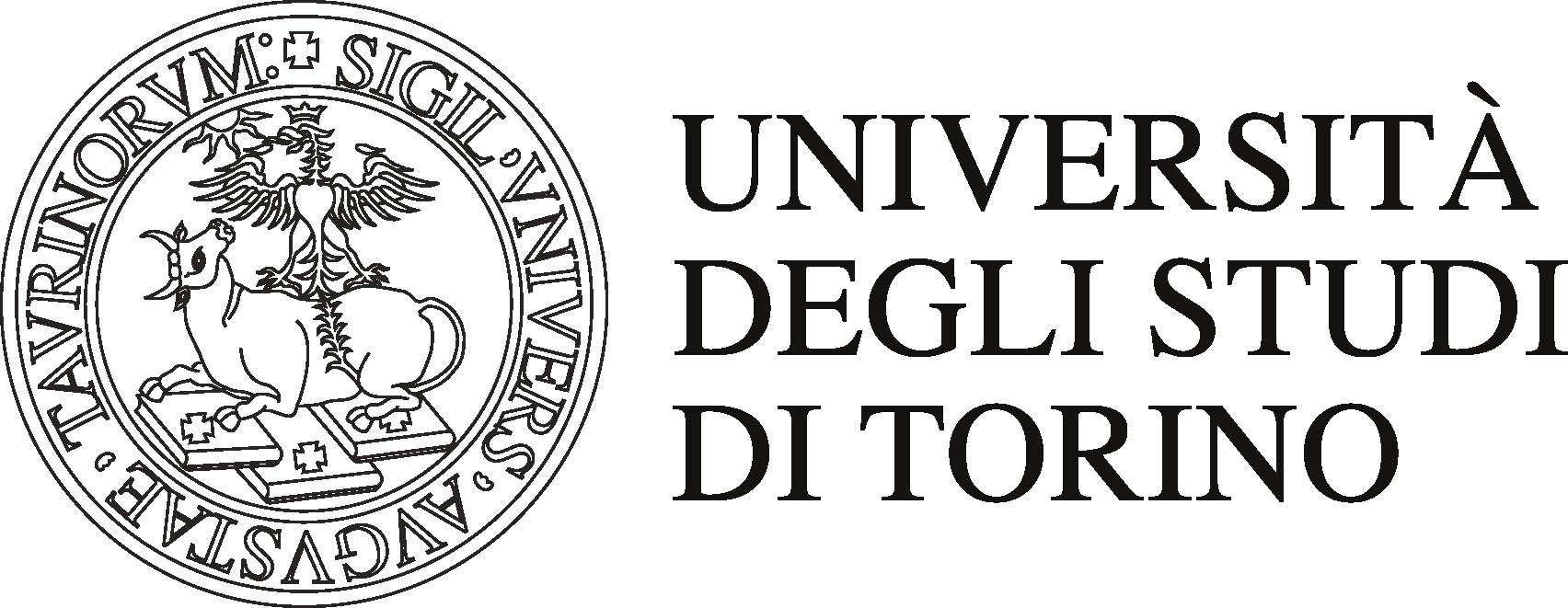Logo della Università degli Studi di Torino