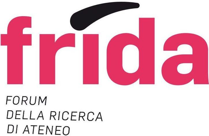 Logo di Frida, Forum della Ricerca di Ateneo